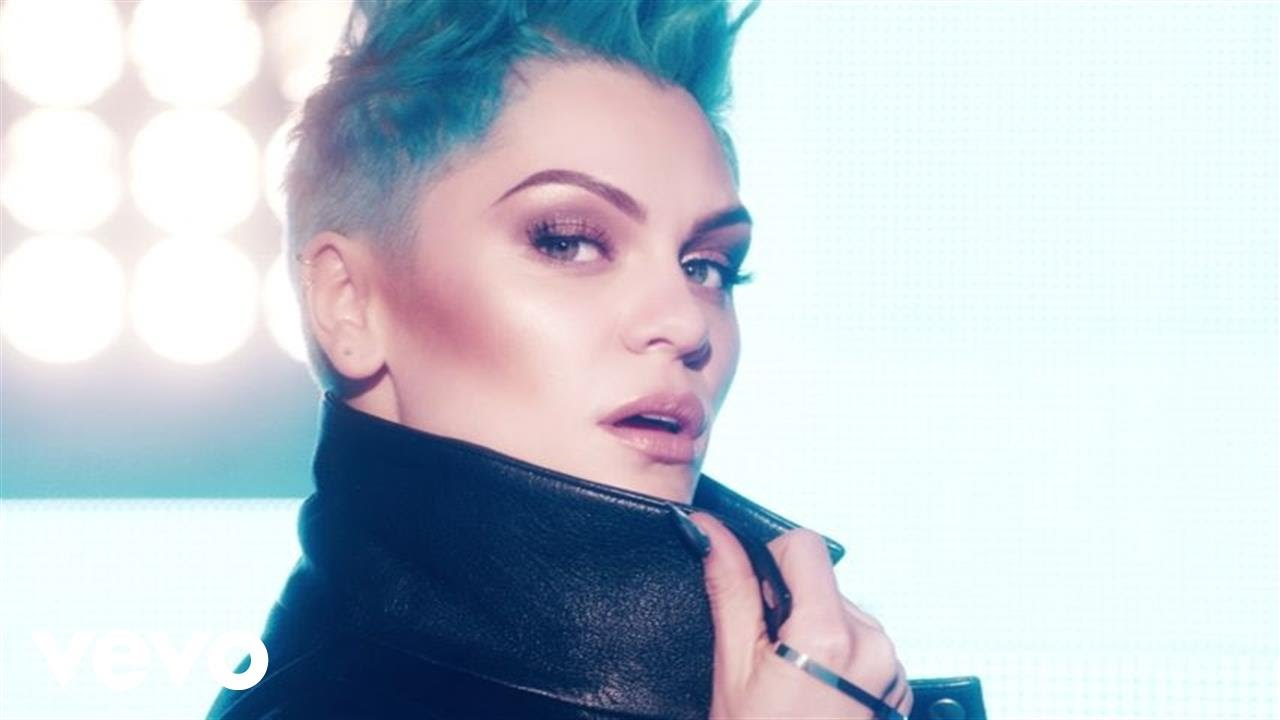 Jessie J   Canu0027t Take My Eyes Off You X MAKE UP FOR EVER   YouTube