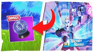 NEW ITEM, TOMATO TOWN IS GONE AND WEEK 7 Challenges! NEW FORTNITE UPDATE!