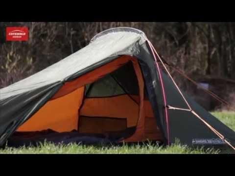 Vango Banshee 200 tent (2012) | Cotswold Outdoor product video - YouTube & Vango Banshee 200 tent (2012) | Cotswold Outdoor product video ...