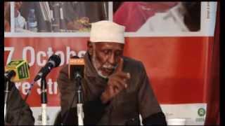 Sirta Nolosha By Hadraawi in Somali and English
