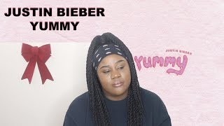Justin Bieber - Yummy |REACTION|