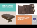 Best Wallets By Flw Our Favorites Men's Wallets