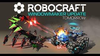 ОБНОВЛЕНИЕ в Robocraft'e #4 Новый модуль, новая пушка и больше никаких глушилок!