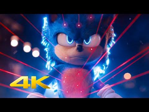 Ed Sheeran - Take Me Back To London (Sir Spyro Remix) - [4K] - SONIC THE HEDGEHOG 2020 indir