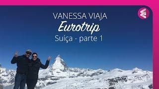 Eurotrip - Suíça: Parte 1 - desclassificada na corrida, quase me joguei da ponte (Mentiraaaaa!)