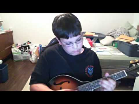 sweet child o mine on mandolin - YouTube