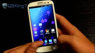 JellyBomb Domination Rom on the Sprint Samsung Galaxy S III [REVIEW]