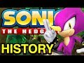 History of Espio the Chameleon in Sonic Games - Sonic Discussion - NewSuperChris
