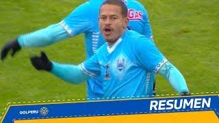 Cruz Azul Vs Santos 1-2 resumen