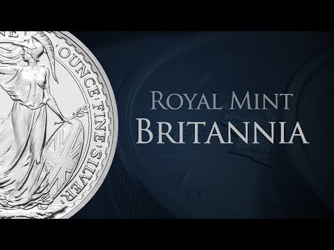 International Silver Network | Silver Britannia | Royal Mint | 1 Ounce Round