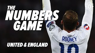 Manchester United & England: The Numbers Game | World Cup 2018 | Rashford, Lingard, Rooney