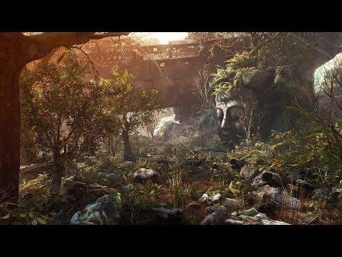Unreal Engine 4 - Photogrammetry Graduation Project