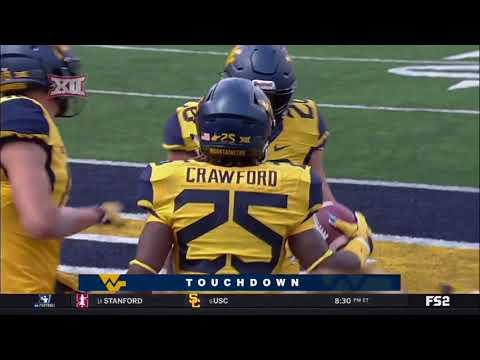 East Carolina vs West Virginia Football Highlights