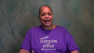 Elect Vickie GIpson
