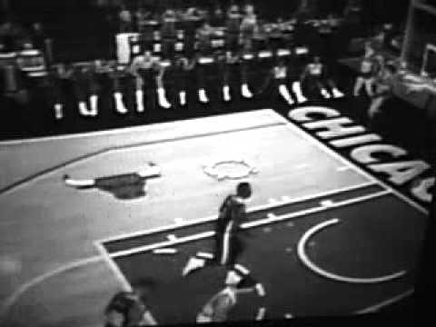 John Paxson Makes A Half Court Shot (NBA 2K11)