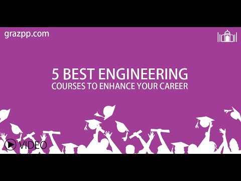 5 best Engineering courses to enhance your career