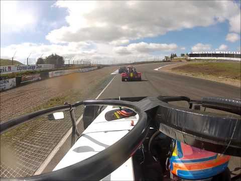 Birkett 6hr 2014 Silverstone Caterham C400 Jonathan Gibbs