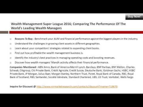 Overview Report Super League 2016 Wealth Management Market