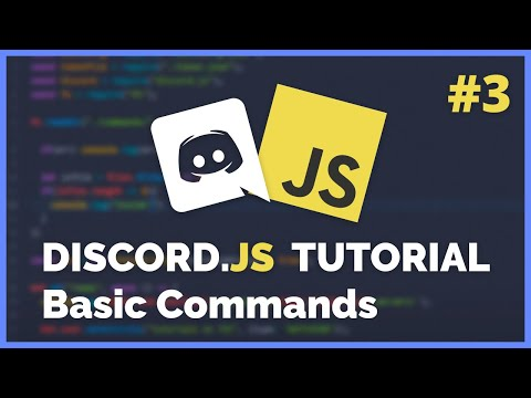 Discord.JS Basic Command