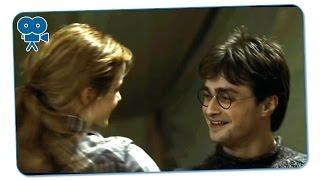 Гермиона и Гарри танцуют. Гарри Поттер и Дары Смерти. Часть 1