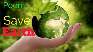 Poem Save Earth