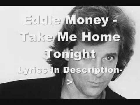 Eddie Money  Take Me Home Tonight