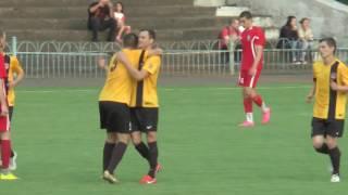 ФК «Кривбасс» 0:5 (0:1) ФК «Колос»