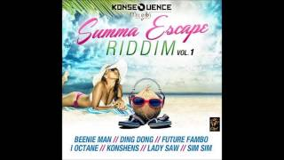 05 - I Octane - Party Fans - Summer Escape Riddim Vol 1 - May 2015