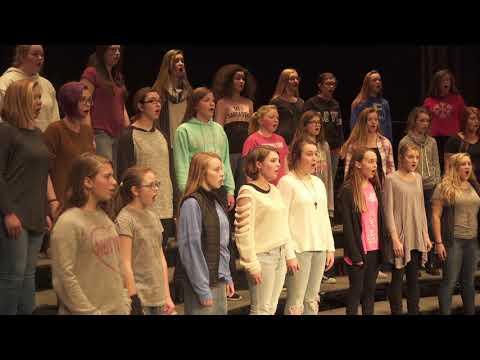 Franklin Community Middle School Choir - 1