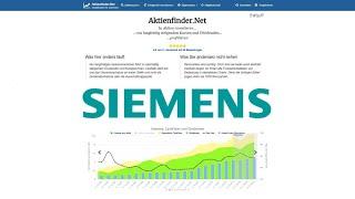 Siemens Aktie im Qualitätscheck - inklusive Sicherheit der Dividende und Bewertung