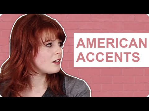 Irish People Try American Accents