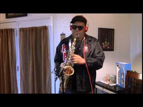 Wale Ft. Usher - Matrimony Saxophone Cover Rashad Maybell