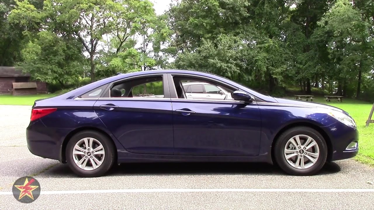 2013 hyundai sonata gls in depth owner review walk. Black Bedroom Furniture Sets. Home Design Ideas