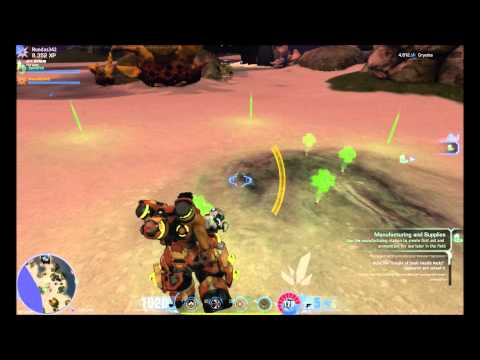 FireFall FireCat Gameplay Commentary (1080p HQ) Patch V0.6
