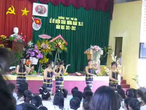 Mua Niem vui cua em THPT Phu Hoa