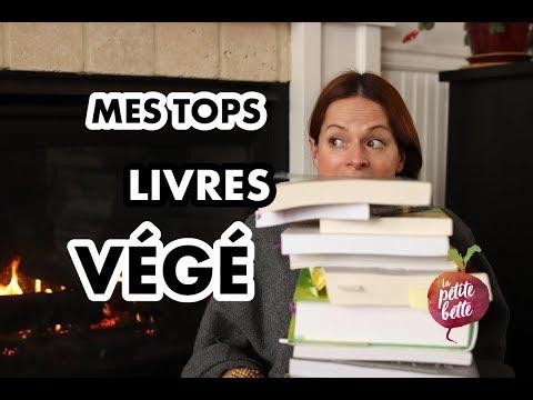 🍃 MES LIVRES DE CUISINE VÉGÉ 🌶🌶 Spécial Booktube végétarien, vegan et santé