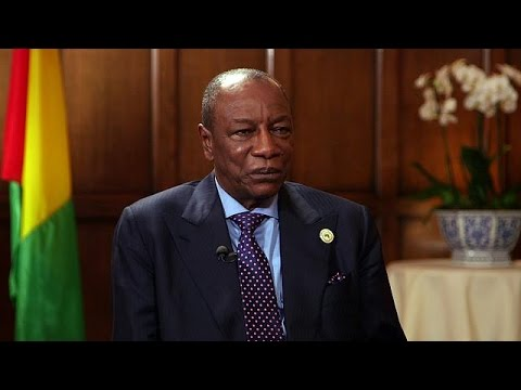 """The development of Africa will be done only by Africans,"" Guinea's president states - interview"