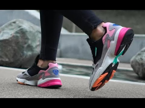 BRAND NEW adidas Falcon Exclusive Unboxing | On-Foot Look and In