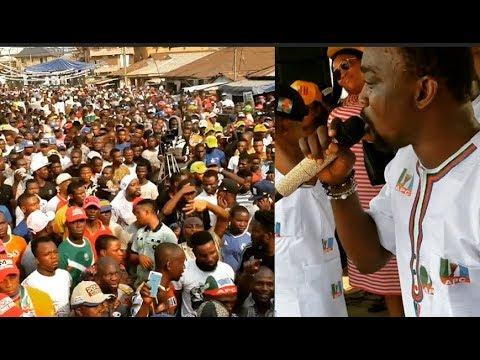 Download PASUMA PULLS CROWD AT MC OLUOMO APC RALLY IN OSHODI