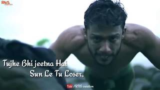 30 Sec Best Motivational Whatsapp Status Video    Loser - Dino James