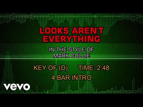 Mark Collie - Looks Aren't Everything (Karaoke)