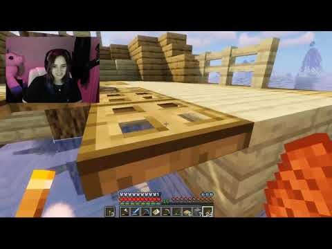 Minecraft Survival Let's Play: BURIED TREASURE Ep 6