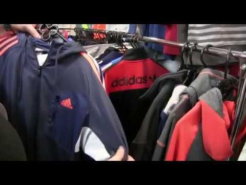 Контрафактная одежда в Кирове