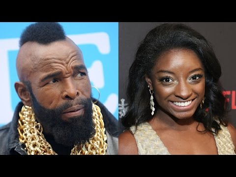 Mr. T and Simone Biles Join 'Dancing With the Stars' Season 24!