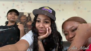spend the 4th of july w/ me + SPECIAL GUESTS (;  ft. Tinashe Hair