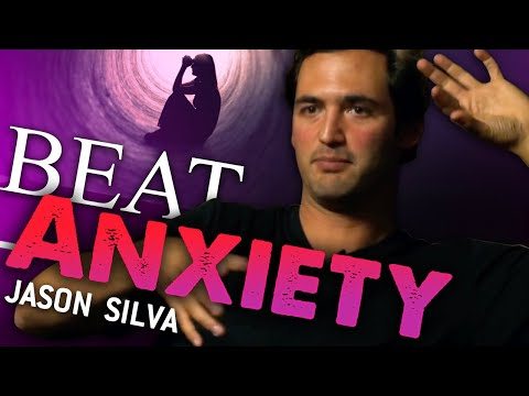 HOW TO TACKLE ANXIETY AND LIVE LIFE IN A STATE OF FLOW - Jason Silva |  London Real