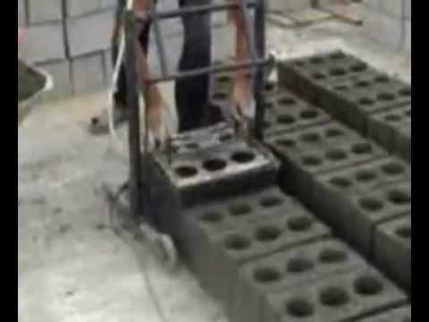 Установка для производства строительных блоков своими руками фото 553