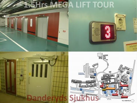 MEGA LIFT TOUR @ Danderyd Hospital