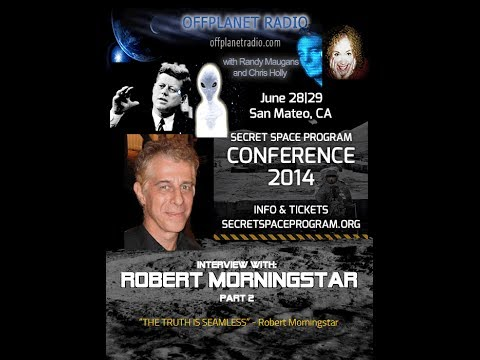 Robert Morningstar: Part 2-Disclosures