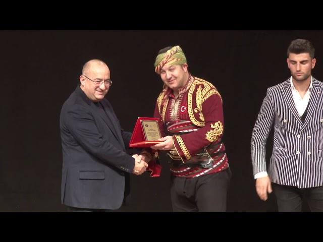 16 ARALIK 2018 - Türkiye Gençlik Vakfı ve ÇOMÜ Yeniler Topluluğu Anadolunun Motifleri Programı